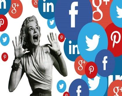 نقش رسانه های اجتماعی در شیوع ترس