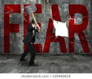 غلبه بر ترس