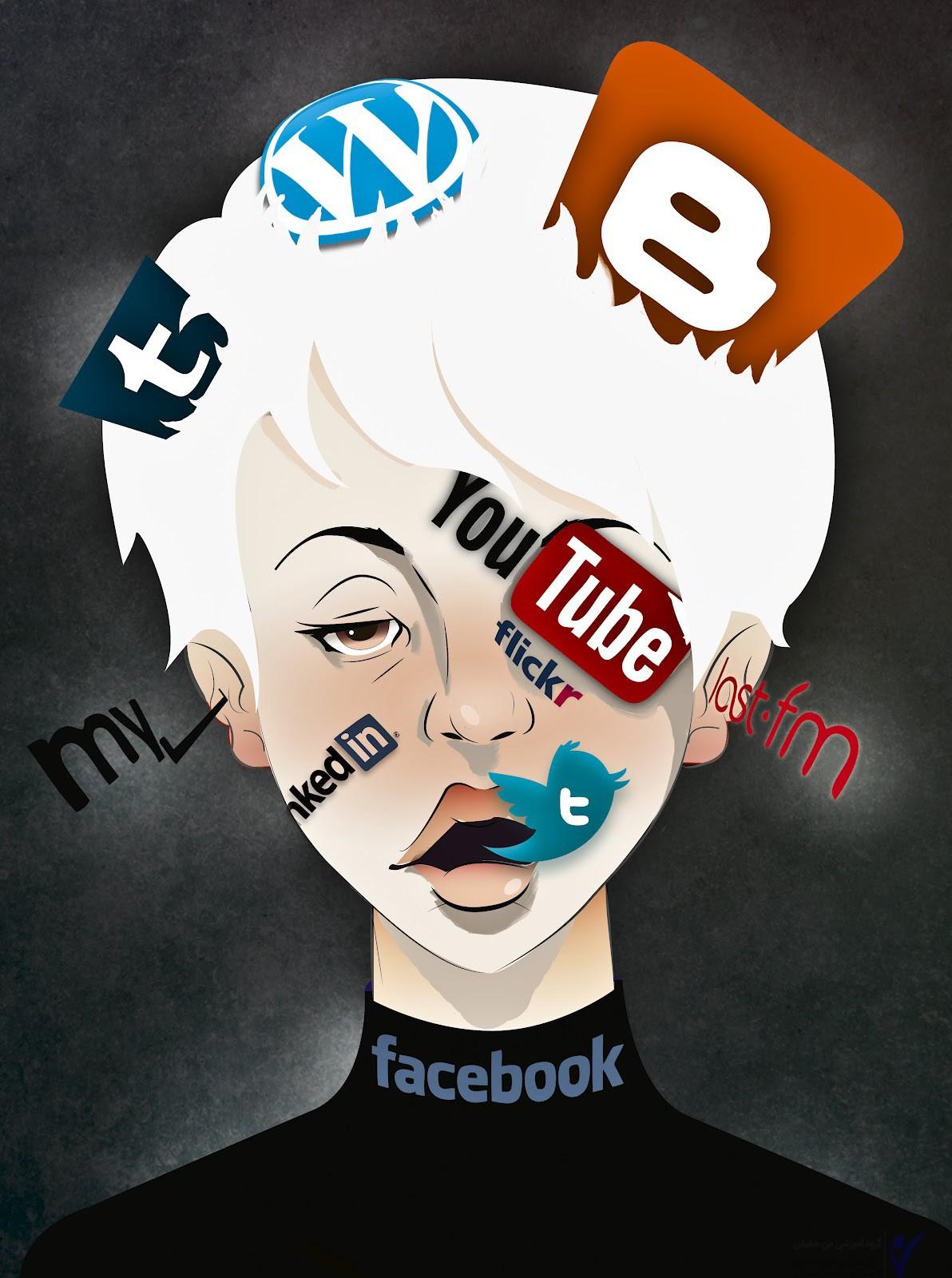 تاثیر رسانه و تلویزیون بر شهوت