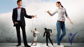 فرد کنترل گر در رابطه
