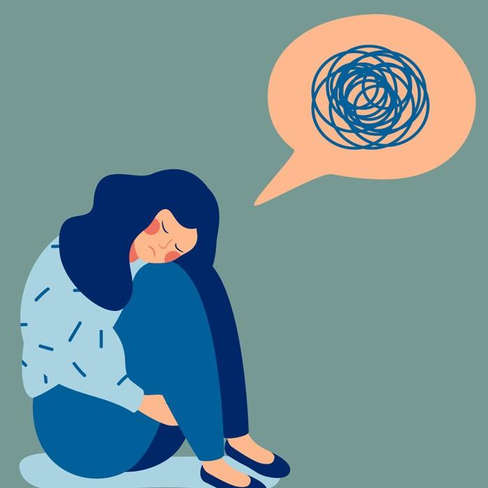 افسردگی از دلایل تنبلی